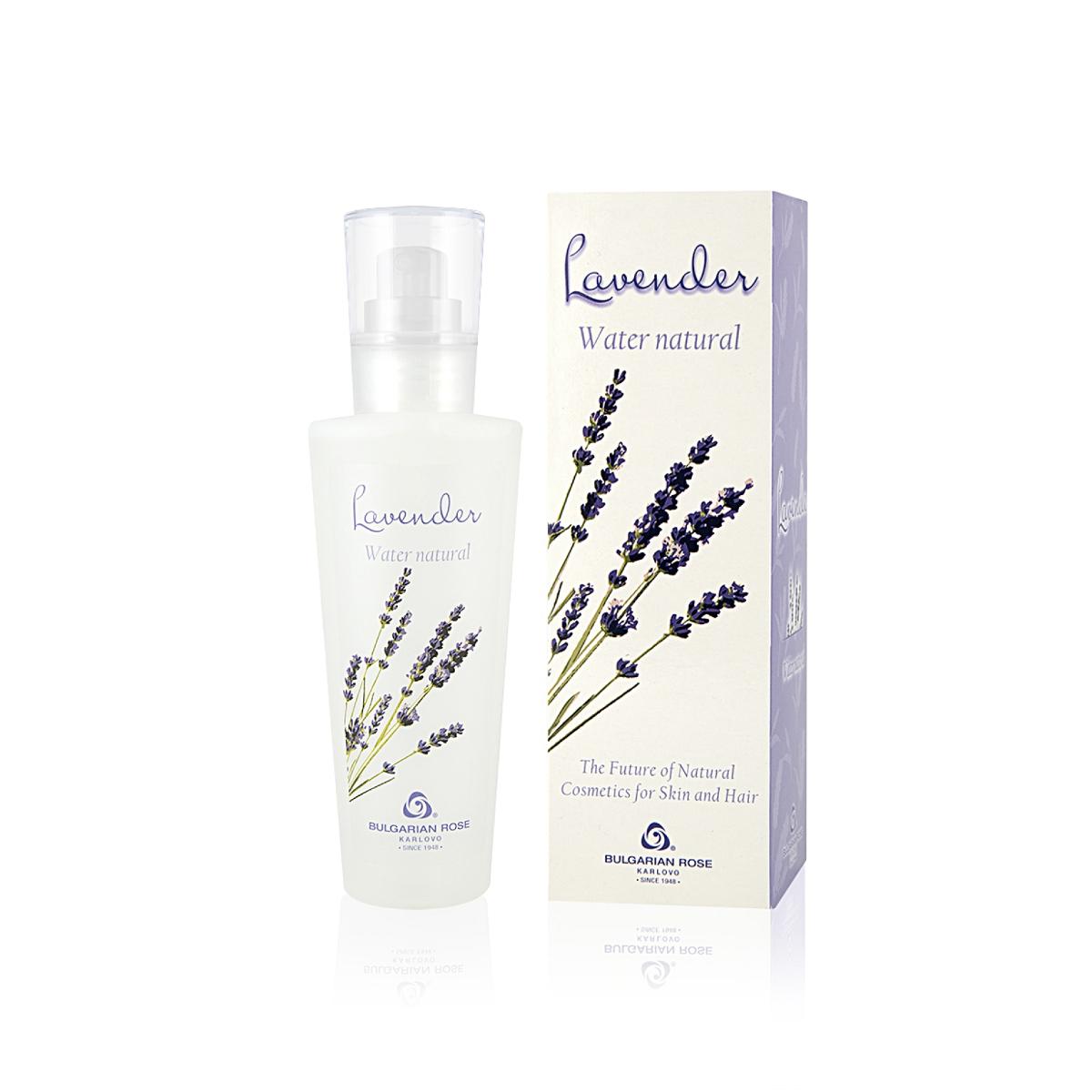 Natural lavender water Bulgarian Rose Karlovo 160 ml.