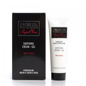 Soothing after shave cream-gel Regina Floris Biofresh