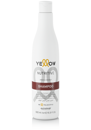Nourishing shampoo with argan and coconut Repair Yellow
