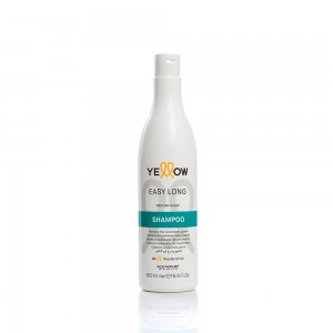 Hair growth accelerating shampoo with Tahitian algae Easy Long Yellow