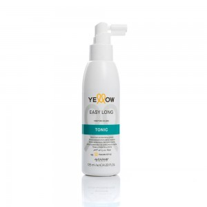 Hair growth accelerating tonic with Tahitian algae Easy Long Yellow