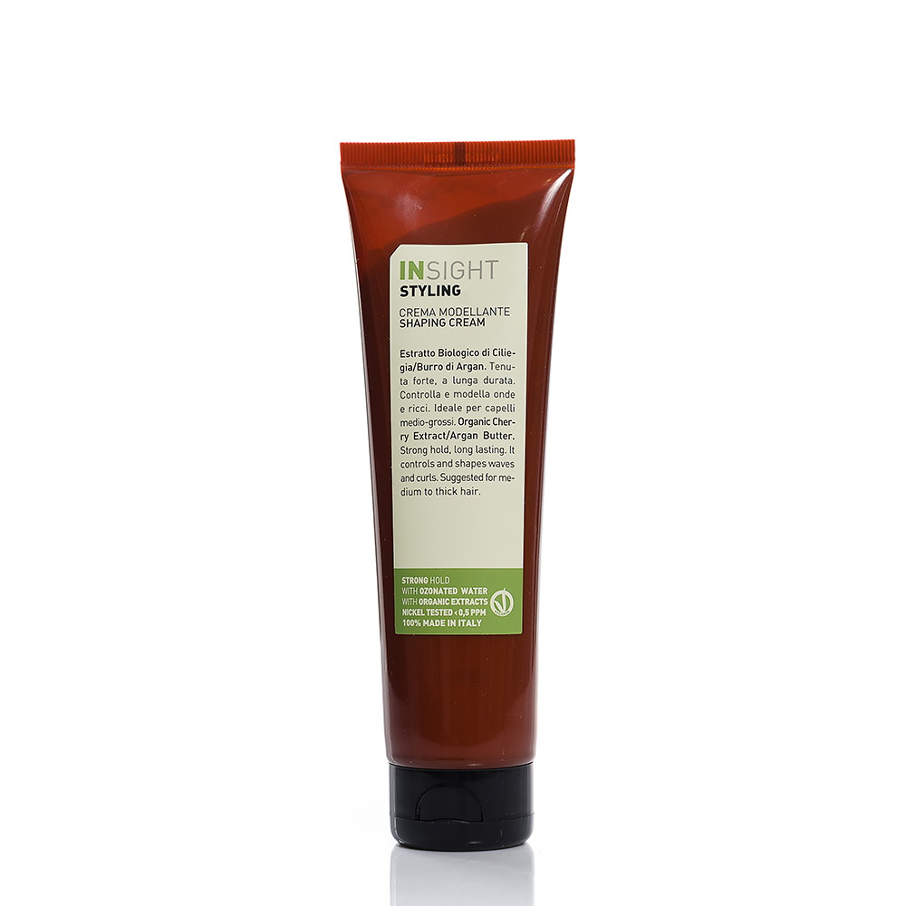 Hair shaping cream with strong fixation Rolland InSight