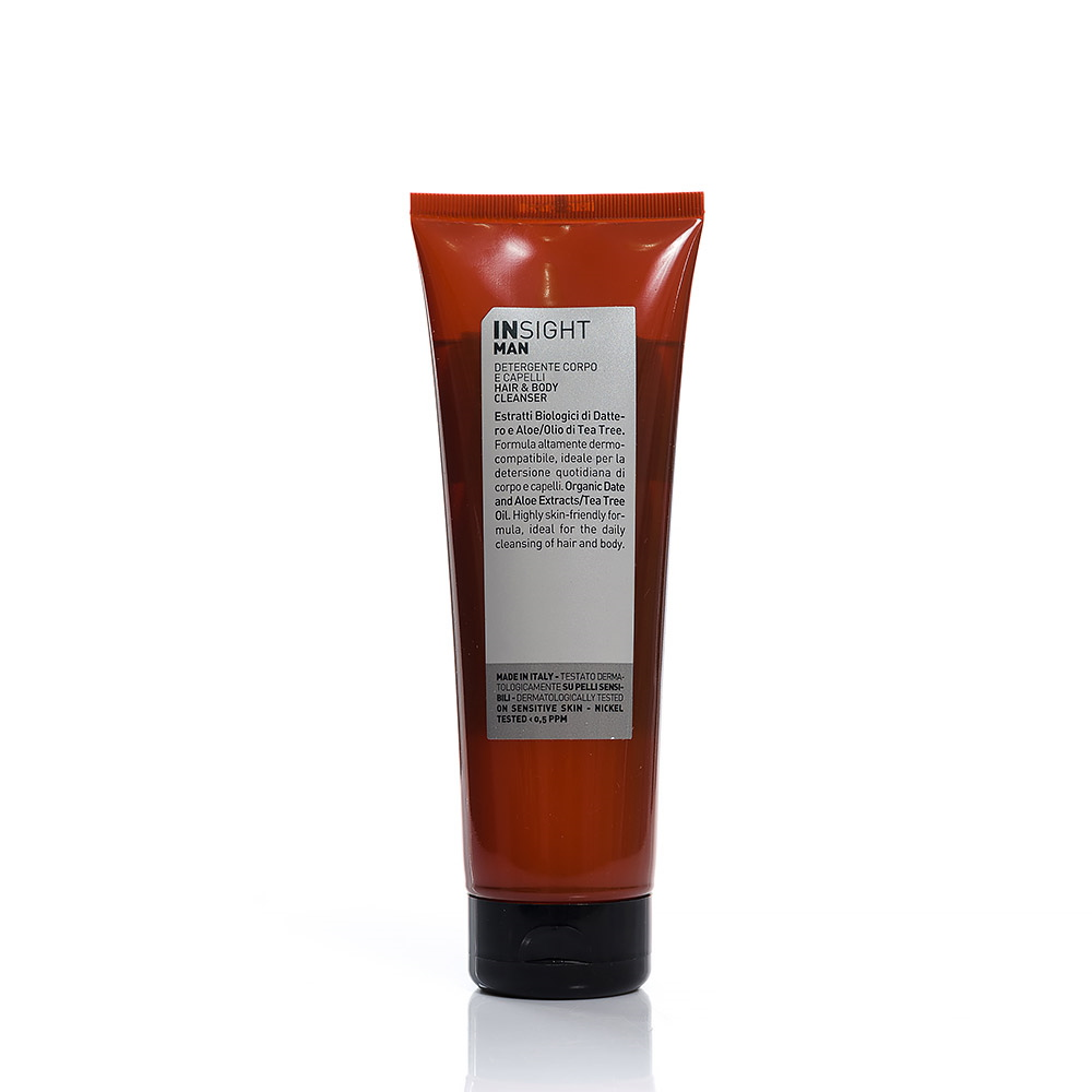 Hair and body wash for men Rolland InSight Man