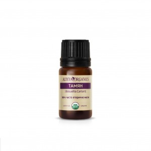 Frankincense essential oil 5 ml. Alteya Organics