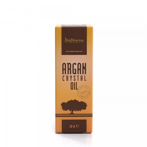 Кристално олио за коса с арган 60 мл. Argan Crystal Oil Biopharma