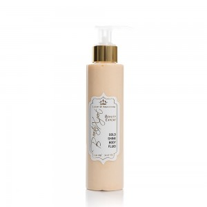 Gold shine body fluid Light Beauty Xpert