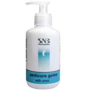 Pedicure gelée with urea 250 ml. SNB