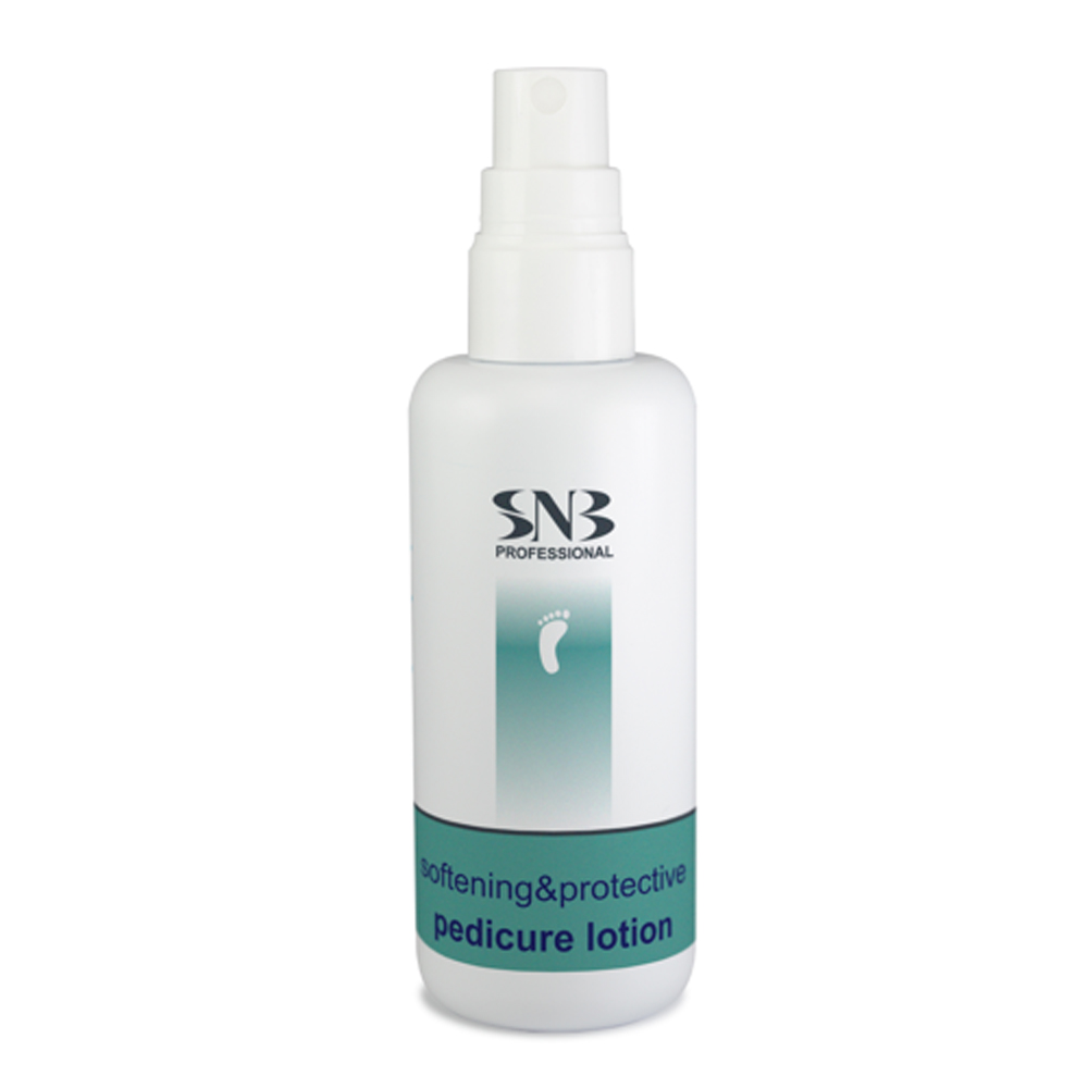 Softening and protective pedicure lotion SNB