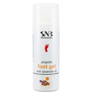 Active propolis foot gel with lavender oil SNB