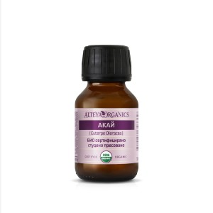 Bio organic açaí vegetable oil Alteya Organics 100 ml.