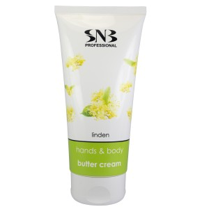 Butter cream for hands and body with linden SNB