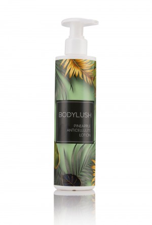 Anti-cellulite lotion with pineapple Body Lush