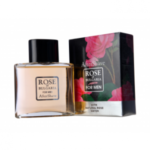 Aftershave Rose of Bulgaria Biofresh