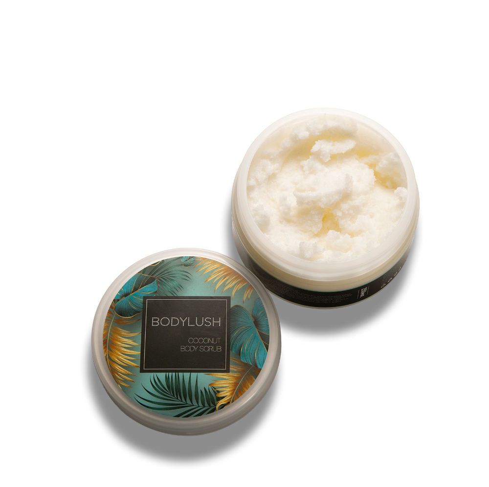Coconut body scrub Body Lush