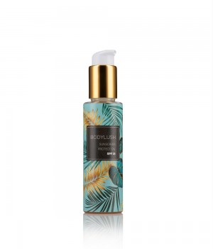 Sun protection body oil SPF 25 Body Lush