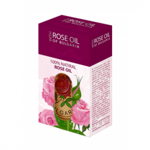 Natural Bulgarian rose oil Biofresh