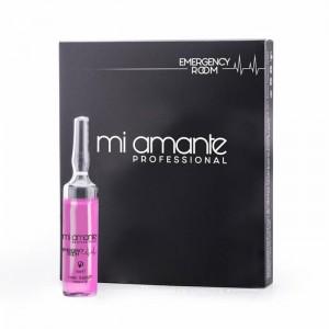Hair repair ampoules for treated hair Mi Amante
