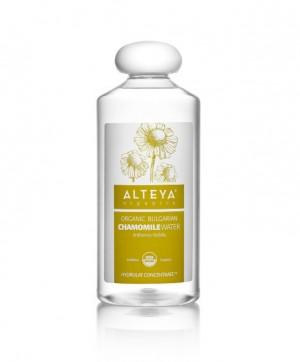 Bio organic chamomile flower water Alteya Organics 500 ml.