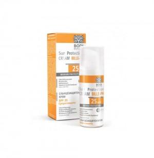 Sun protection face cream SPF 25 Bodi Beauty
