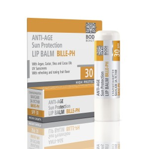 Sun protection lip balm SPF 25 Bodi Beauty