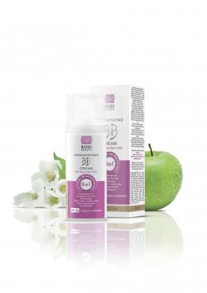 Regenerating BB cream for dry and sensitive skin Medium Bodi Beauty
