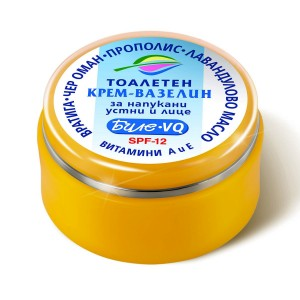 Cosmetic cream-vaseline for cracked lips and face Bille-VQ Bodi Beauty