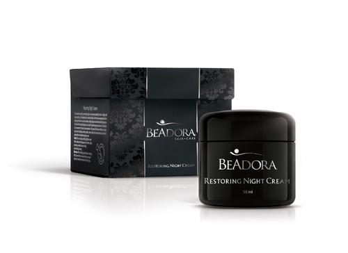 Възстановяващ нощен крем за лице BeAdora Bodi Beauty