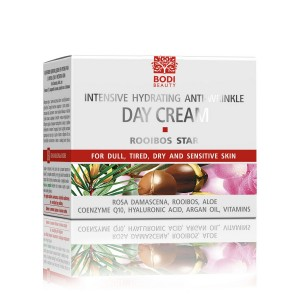 Intensive hydrating anti-wrinkle day cream Rooibos Star Bodi Beauty