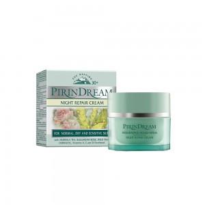 Регенериращ нощен крем за лице Pirin Dream Bodi Beauty