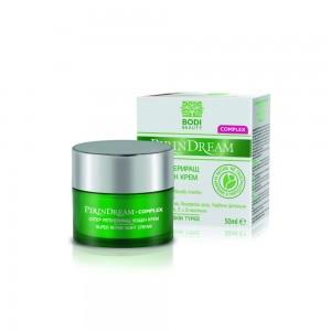 Super regenerating night face cream Pirin Dream Bodi Beauty