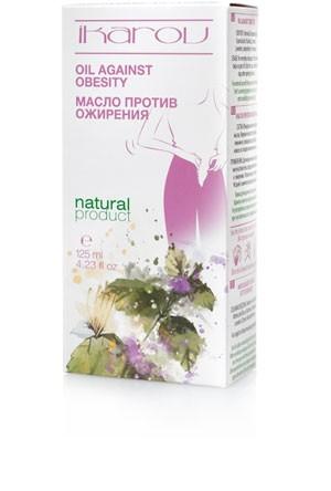 Масажно масло против затлъстяване Ikarov