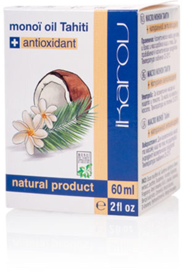 Натурално масло от монои Ikarov
