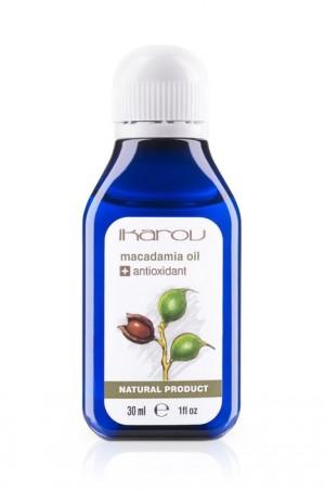 Натурално масло от макадамия Ikarov