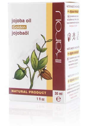 Natural jojoba oil Ikarov