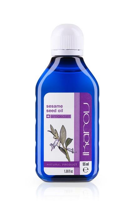 Natural sesame seed oil Ikarov