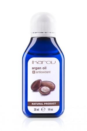 Natural argan oil Ikarov