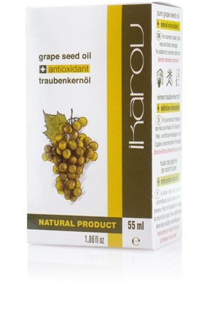 Natural grape seed oil Ikarov