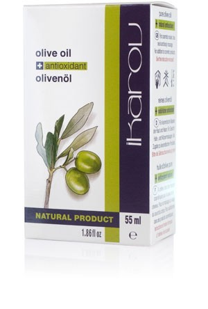 Natural olive oil Ikarov
