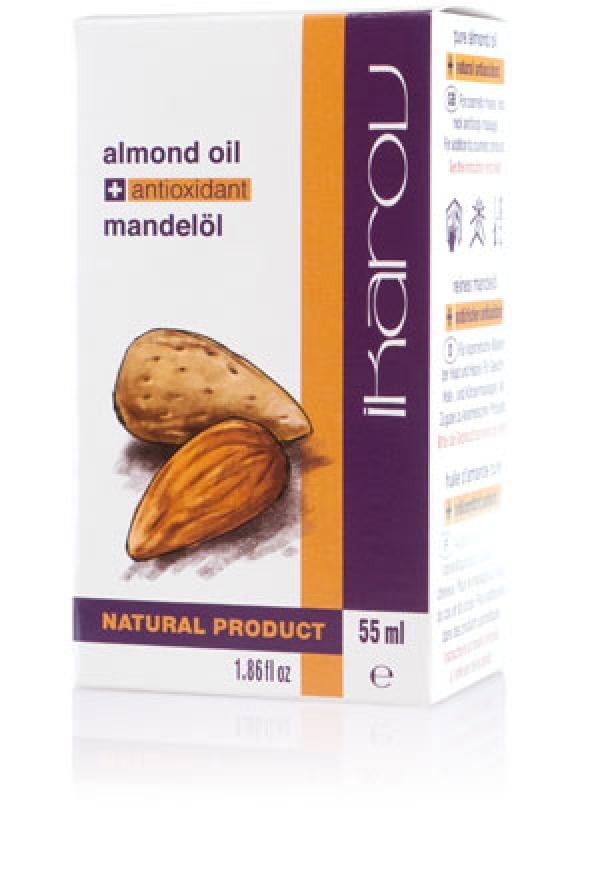 Natural almond oil Ikarov
