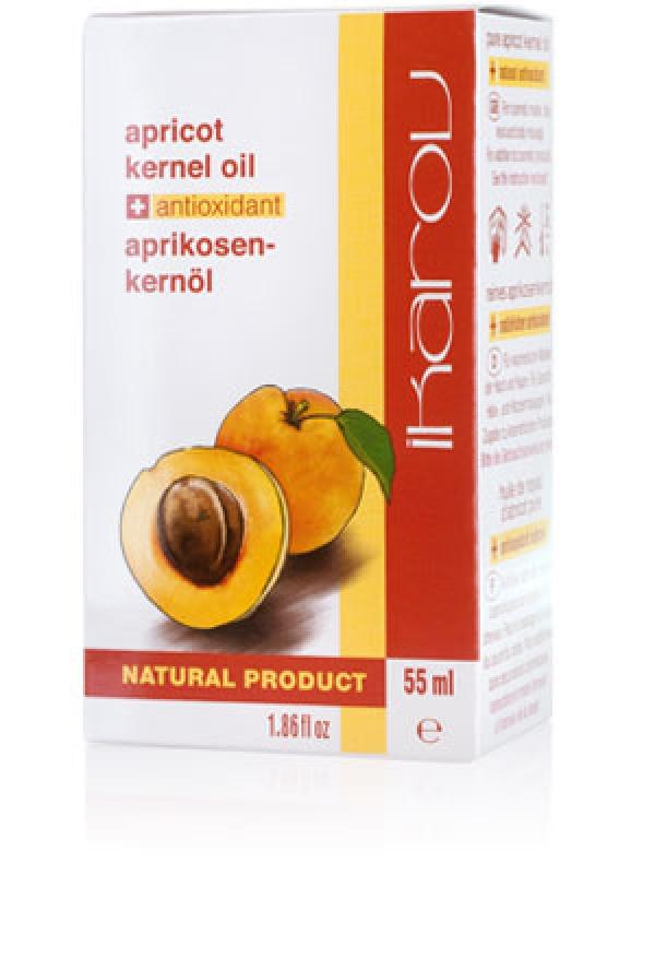 Натурално кайсиево масло Ikarov