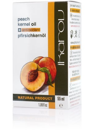 Natural peach kernel oil Ikarov