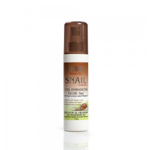 Curl fixating fluid 3in1 with a garden snail extract Victoria Beauty