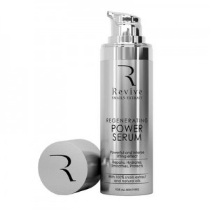 Intensive regenerating face serum with 100% snail extract Revive