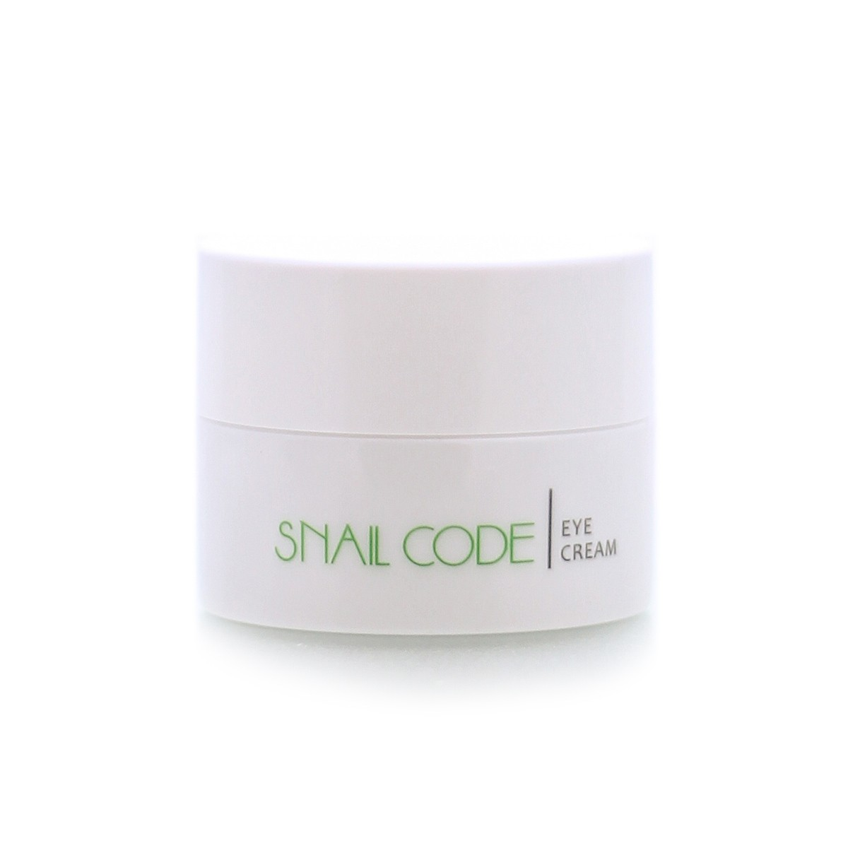 Regenerating eye cream with a 100% purified snail extract Revive