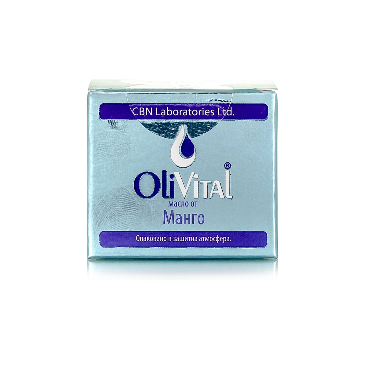 Натурално масло от манго OliVital