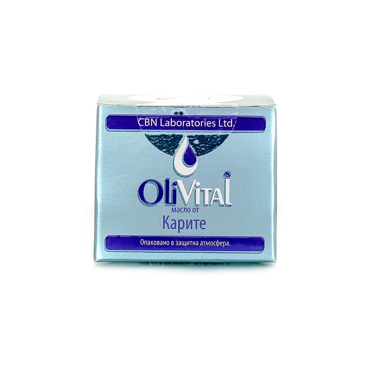 Natural shea butter OliVital CBN Laboratories