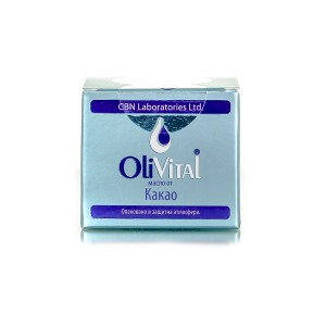 Natural cocoa butter OliVital CBN Laboratories
