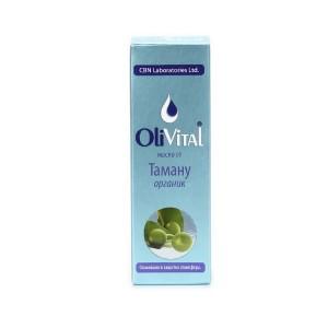 Органично масло от таману OliVital CBN Laboratories