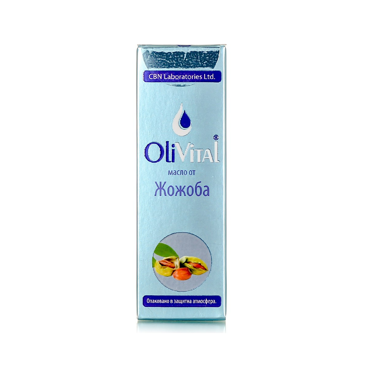 Natural jojoba oil OliVital CBN Laboratories