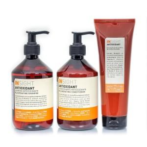 Антиоксидантен комплект за коса InSight 3 в 1